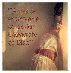 Te amo mi Dios !