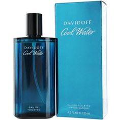 Davidoff Cool Water Eau de Toilette Spray for Men, 4.2 Fluid Ounce $28.38 (save $39.12) + Free Shipping