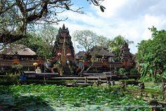 Pura (tempel) Taman Saraswati, Ubud -Bali