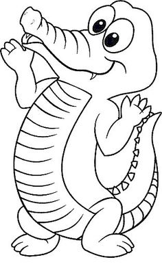 Walking dinosuar coloring page | Download Free Walking dinosuar ...