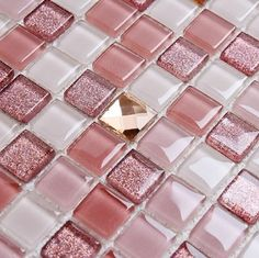 2013 New Hot Glass Mosaic Tiles Bathroom Wall & Wall Tile Mosaic CGMT195 - modern - Tile - Other Metro - My Building Shop
