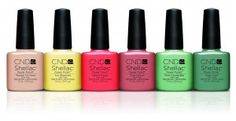 CND Shellac Open Road