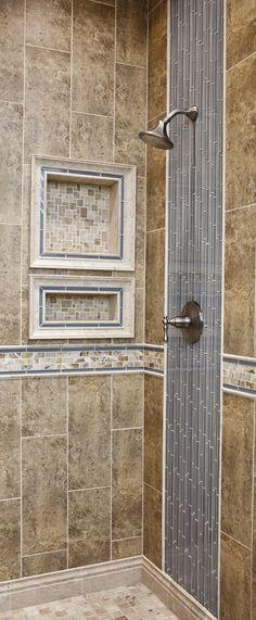 Vertical Shower Tile On Pinterest Shower Tiles Shower Tile Patterns And Bathroom Storage Cabinets