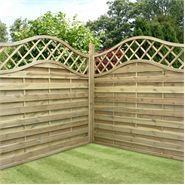Enchanting Wooden fence lattice,Modern fence panels and Garden fence plans. Cheap Fence Panels, Trellis Fence Panels, Vinyl Fence Panels, Garden Fence Panels, Front Yard Fence, Farm Fence, Fence Art, Garden Fencing, Ranch Fencing