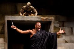 The Royal Shakespeare Company's production of Julius Caesar now coming to New York in April 2013