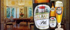 Bavarian Pils brewed by MAXLRAINER