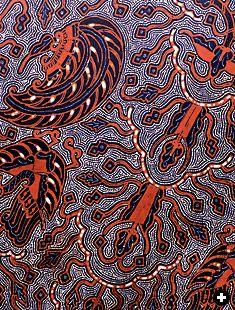 Batik Imogiri by Nyi Djogo Pertiwi