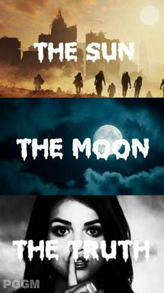 The Sun The Moon The Truth TEEN WOLF