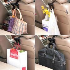 Auto Car Vehicle Seat Bag Hook Headrest Accessories Hanger Holder Organizer