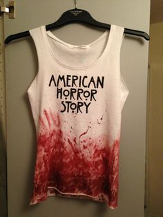 American Horror Story Inspired T-Shirt American Horror Story, Emo Outfits, Cute Outfits, Punk Rock, Band Merch, Mode Style, Horror Stories, Look Cool, Diy Clothes