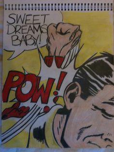Roy Lichtenstein: Pow!