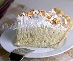 Banana Rama Lama Ding Dong Pie Recipe - RecipeChart.com #Dessert #Snack