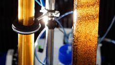 Menetelmällä voidaan vähentää merkittävästi lannoitetuotannon energiankulutusta ja vesistöjen kuormitusta.