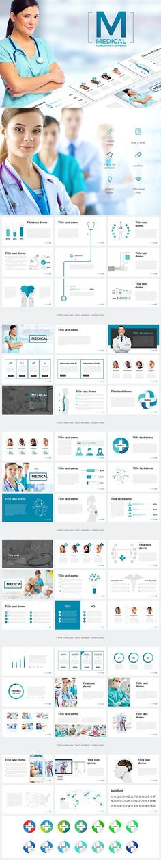 Medical PowerPoint Template. Presentation Templates