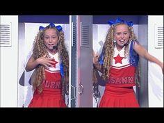Mylène en Rosanne - Double Me | Tweede halve finale Junior Songfestival 2013 HD