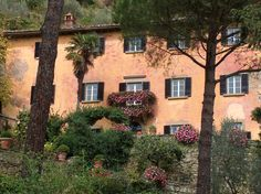 Under the Tuscan Sun - I love this house & the movie too. Toscana Italia, Under The Tuscan Sun, Life Is A Journey, The Girl Who, Bella, Color Combinations, Cool Pictures, I Am Awesome, Italy
