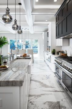 What dreams (kitchens) are made of - explore The New American Remodeled Home® by Phil Kean Design Group now for home inspiration.