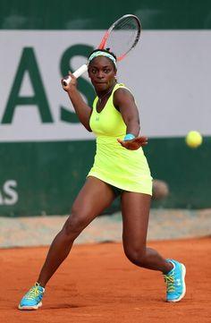 Sloane Stevens - French Open 2013