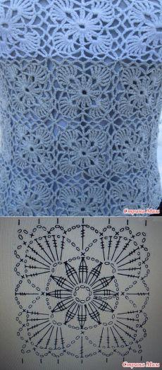 465 Best Crochet Motifs Images On Pinterest In 2018 Crochet