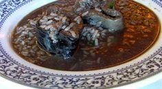Arroz de Lampreia #lampreia #arroz #rice