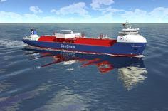 ABS Selected to Class the World's First Very Large Ethane Carrier