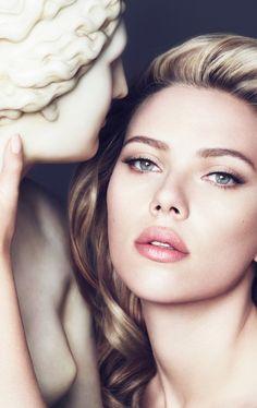 "thebooksandbeauties: "" Scarlett Johansson "" Beauty, or more…"
