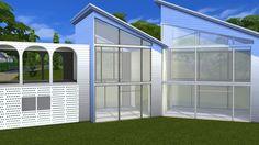 Sims 4 CC's - The Best: Windows by Minc78