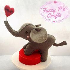Elephants by Emma Kaufmann on Etsy