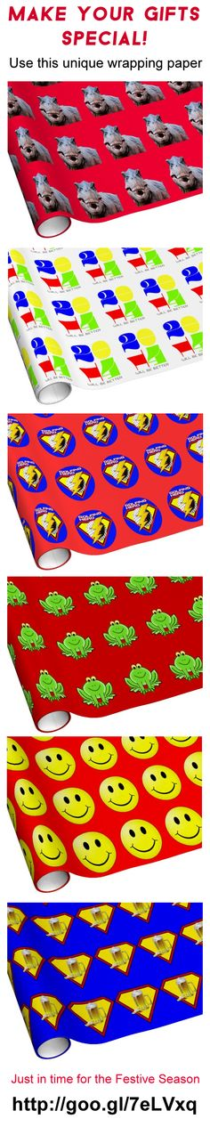 Unique and special Wrapping Paper.  Just in time for the festive season! http://www.zazzle.com/thedigitalconsultant/wrappingpaper?st=date_created #wrapping #paper #gifts #parcels #presents #home #Christmas #2014 #dinosaurs