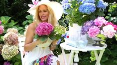 SONYA'S SECRETS: Konserviere den Sommer - Hortensien trocknen!
