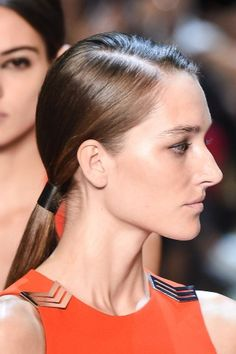 Hair, Sketches, Drawing, Pig Tails, Spring Summer 2016, Make Up, Beauty, Perfect Hairstyle, Thick Hair