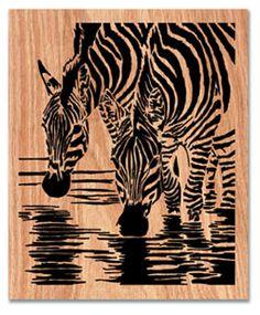 Zebra Drink Project Patterns