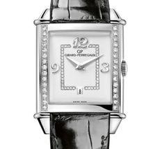 Girard-Perregaux Vintage 1945 Lady : mécanique et diamants