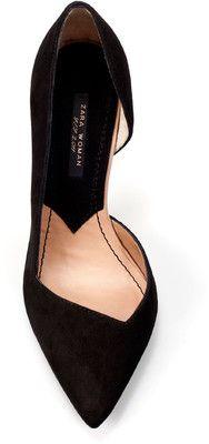 Asymmetric Court Shoe | Zara