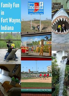 Western New Yorker: Family Fun in Fort Wayne, Indiana. Travel in North America.