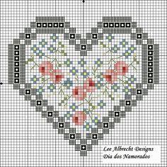 """Милые сердцу штучки: рукоделие, декор и многое другое: Дела сердечные или 36 вариаций на тему """"Сердце"""" и несколько схем"""