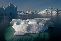 Greenland, iceberg,