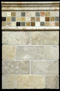 Tile backsplash#Repin By:Pinterest++ for iPad#