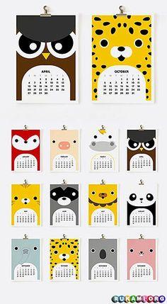 Картинки по запросу необычные календари