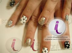 Best in the area.  Nails art.