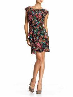 La Dolce Vita Silk Dress #piperlime $375