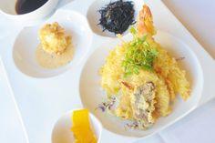 Arare Shrimp Tempura Combo LAWRENCE TABUDLO PHOTOS