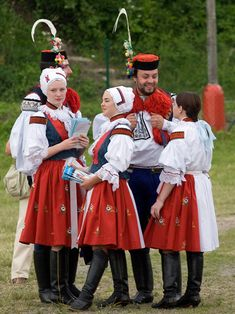 Traditional dress of the Czech Republic: Legacy of the Bohemian and Moravian…