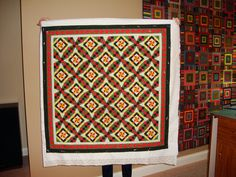 TLC Quilts and Walks  Celtic Solstice - love the colors KD