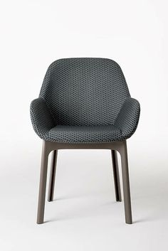Clap, an elegant armchair for contract sector | Kartell