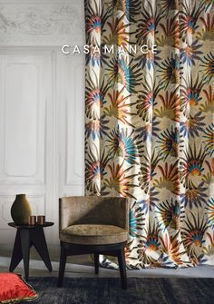 #Touraco #Fabric #Tissu #Casamance #2015