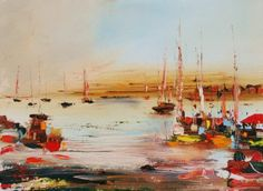 Rosanne BARR - In the Harbour