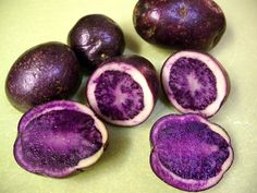 purple stuff | Purple Versions Of Your Favorite Non-Purple Vegetables | My Crowded ...