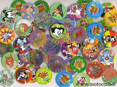 Tazos...remember these???