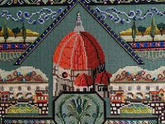 Tuscany Town Mandala from gallery with lots of really lovely photos of lots of designs.